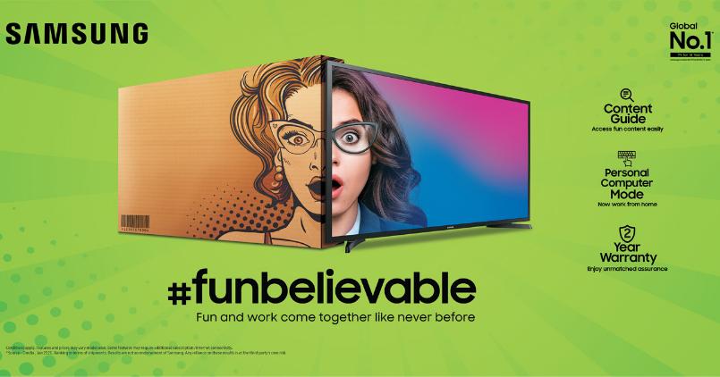 Samsung Smart TVs - Feature Image