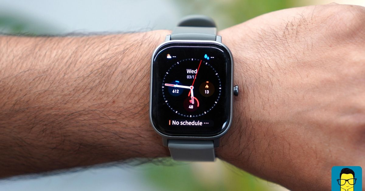 Amazfit Gts Review A Promising Smartwatch With Some Chinks Mr Phone