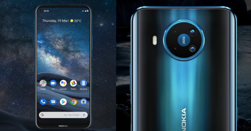 Nokia 8.3 5G - Feature Image
