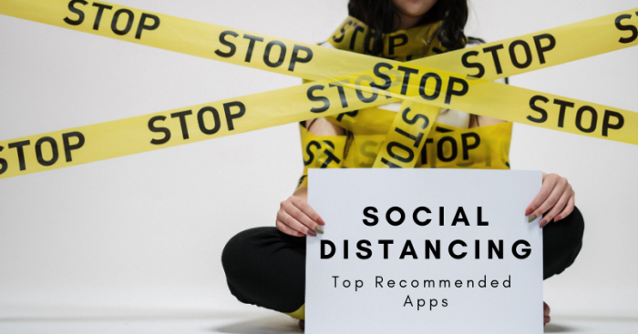Social Distancing Covid-19 - Feature Image