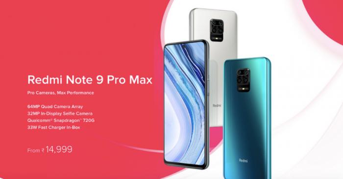 Redmi Note 9 Pro Max - Feature Image