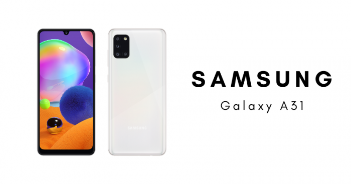 Samsung Galaxy A31 - Feature Image