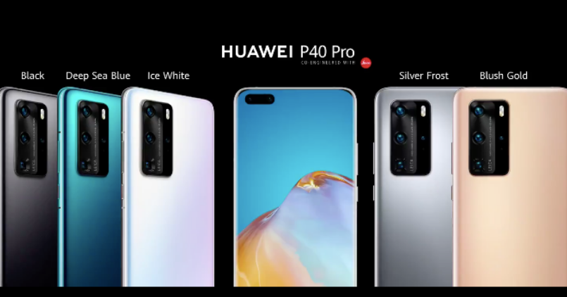 Huawei P40 Pro - Feature Image