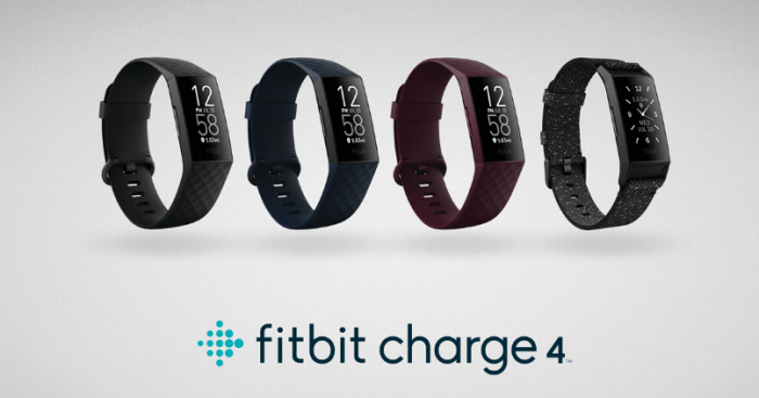 FitBIt Charge 4 - Feature Image