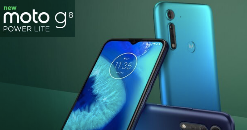 Moto G8 Power Lite - Feature Image-2