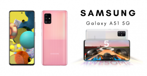 Samsung Galaxy A51 5G - Feature Image