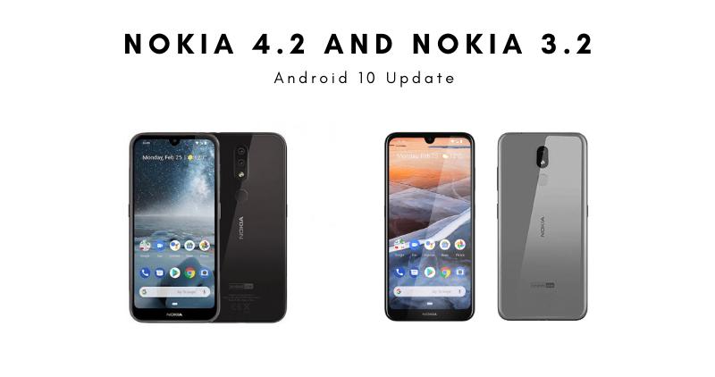 Nokia 4.2 and Nokia 3.2 - Feature Image