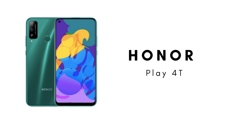 Honor Play 4T - Feature Image