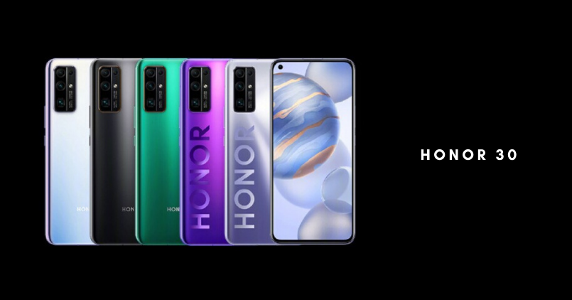 Honor 30 - Feature Image