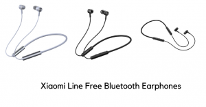Xiaomi Line Free Bluetooth Earphones - Feature Image