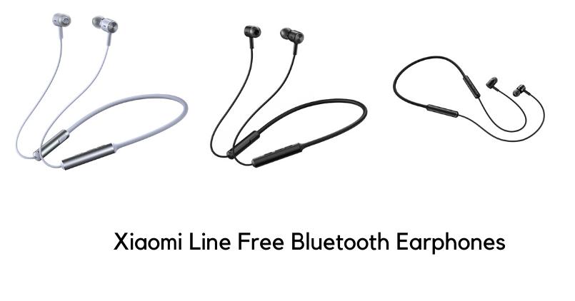 Xiaomi Line Free Bluetooth Earphones - Feature Image