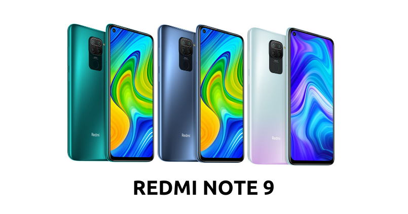 Redmi Note 9 - Feature Image