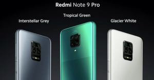 Redmi Note 9 Pro Global - Feature Image