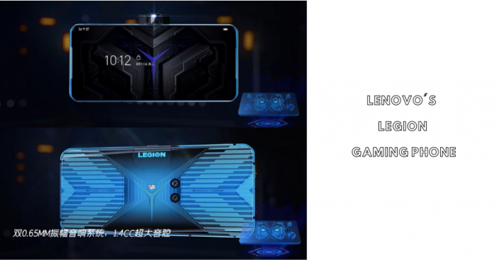 Lenovo Legion Gaming Phone- Feature Image