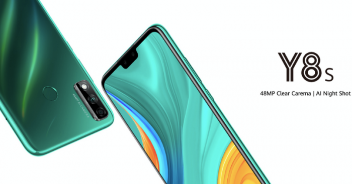 Huawei Y8s - Feature Image