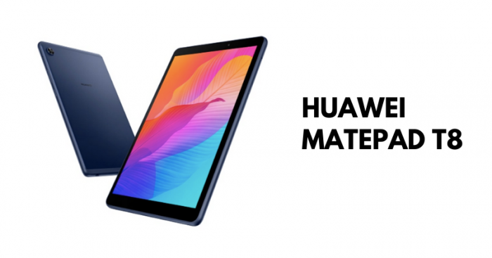 Huawei MatePad T8 - Feature Image