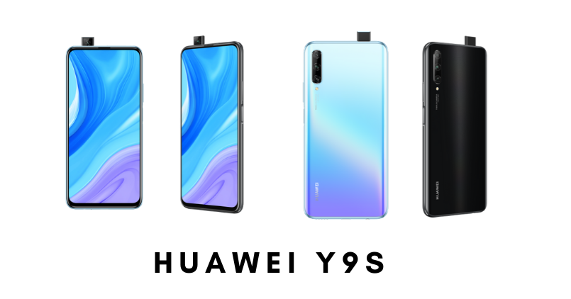 Huawei Y9s - Feature Image