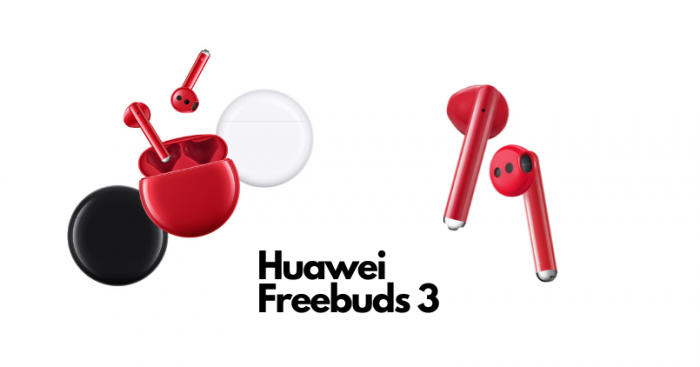 Huawei Freebuds 3 - Feature Image