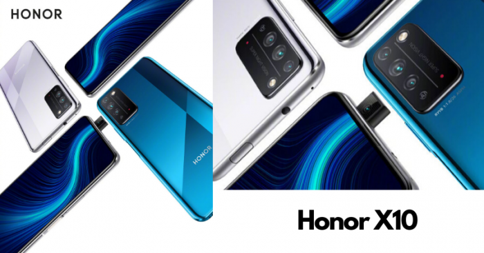 Honor X10 - Feature Image