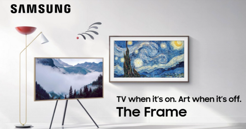 Samsung The Frame TV - Feature Image