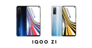 iQOO Z1 - Feature Image