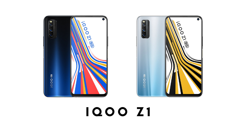 iQOO Z1 - Feature Image