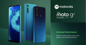 Moto G8 Power Lite - Feature Image