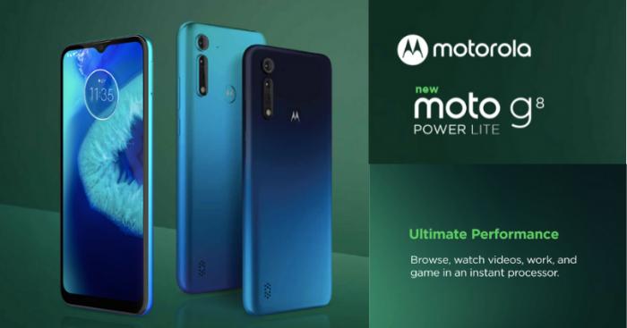 Moto G8 Power Lite - Feature Image