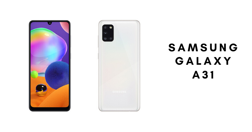 Samsung Galaxy A31 Launched In India Price Specs And Availability