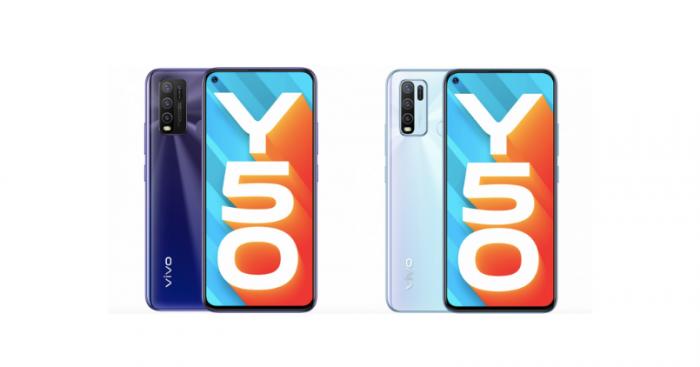 Vivo Y50 - Feature Image