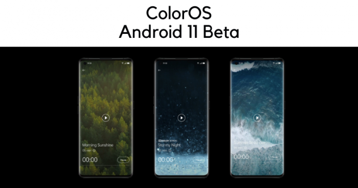 Find X2 ColorOS Android 11 Beta - Feature Image