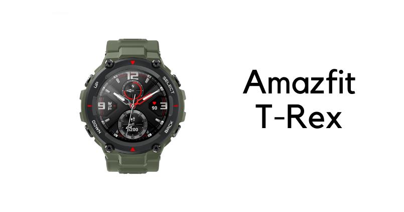Amazfit T-Rex - Feature Image