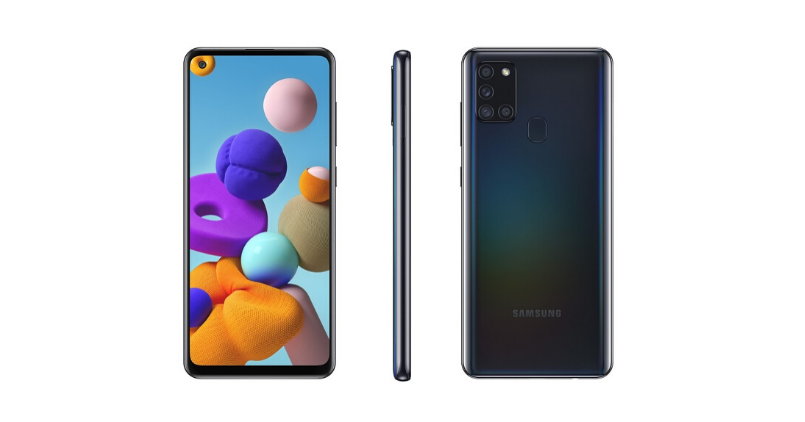 Samsung Galaxy A21s - Feature Image