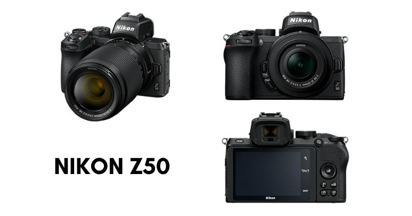 Nikon Z50 - Feature Image