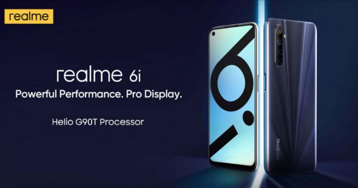 Realme 6i - Feature Image