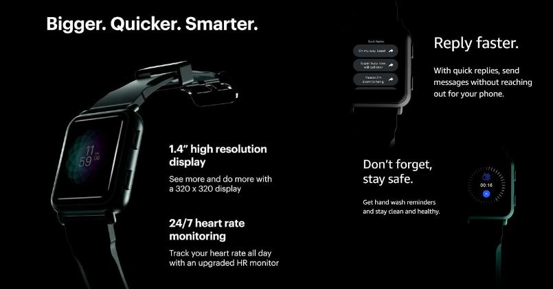 Noise ColorFit Nav Smartwatch - Feature Image