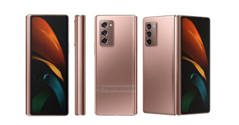 Samsung Galaxy Z Fold 2- Feature Image