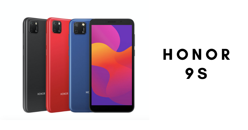 Honor 9S - Feature Image