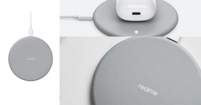 realme 10W wireless charger - Feature Image