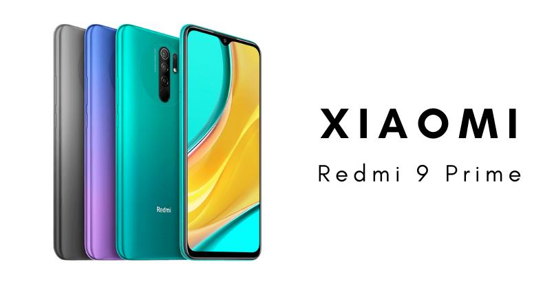 Xiaomi Redmi 9 Prime - Feature Image