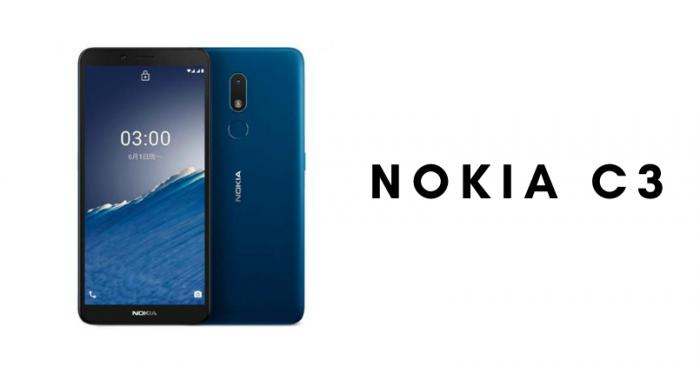Nokia C3 - Feature Image