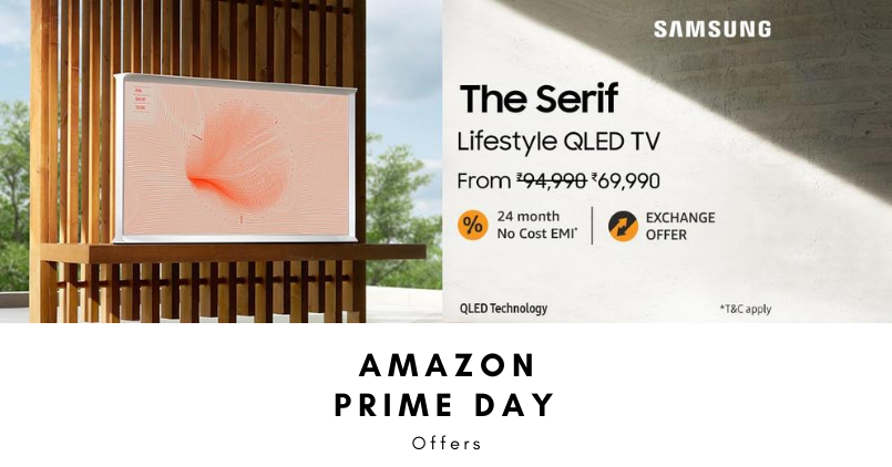 Samsung Amazon Prime Day Offers - Feature Image
