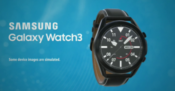 Samsung Galaxy Watch 3 - Feature Image