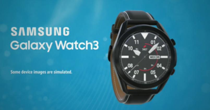 Samsung Galaxy Watch 3 - Feature Image