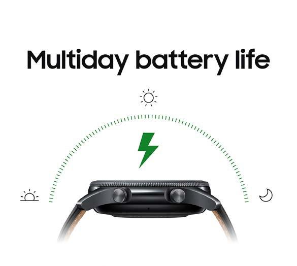 Samsung Galaxy Watch3 – Features – 1