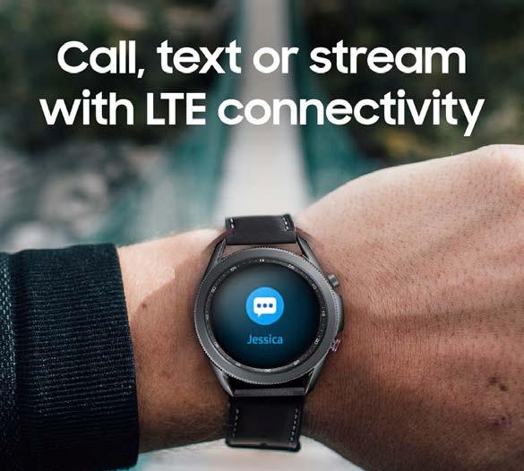 Samsung Galaxy Watch3 – Features – 2