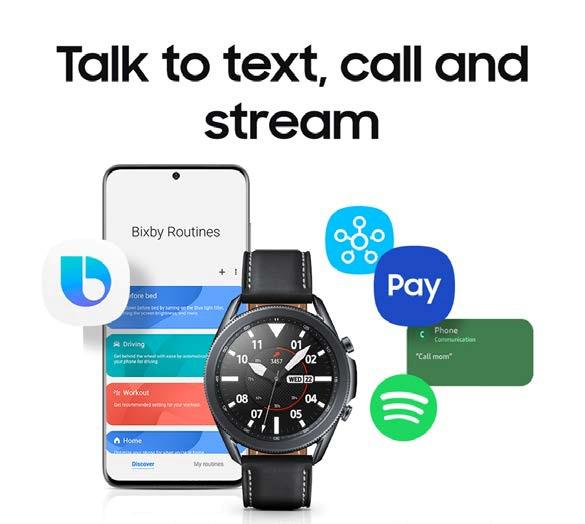 Samsung Galaxy Watch3 – Features – 3
