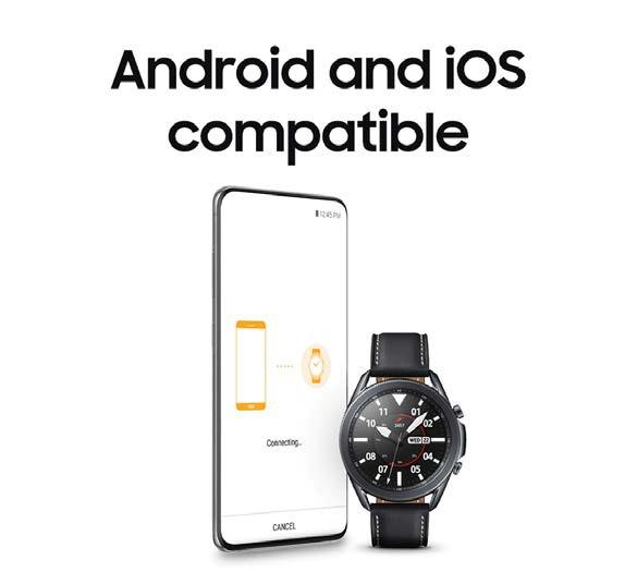 Samsung Galaxy Watch3 – Features – 4