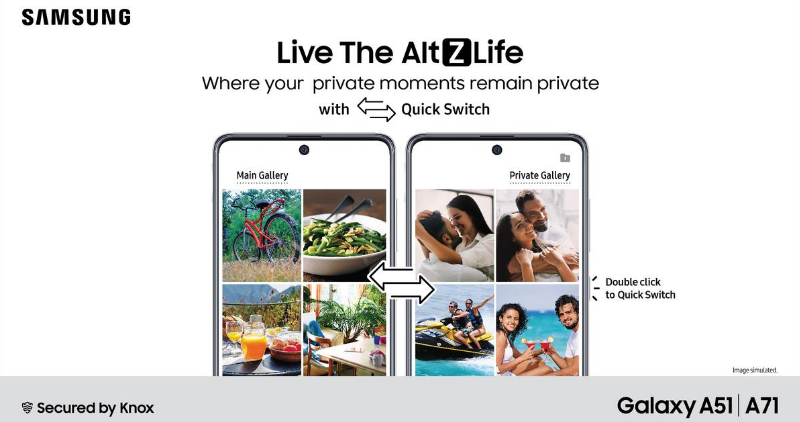 Samsung AltZLife - Feature Image