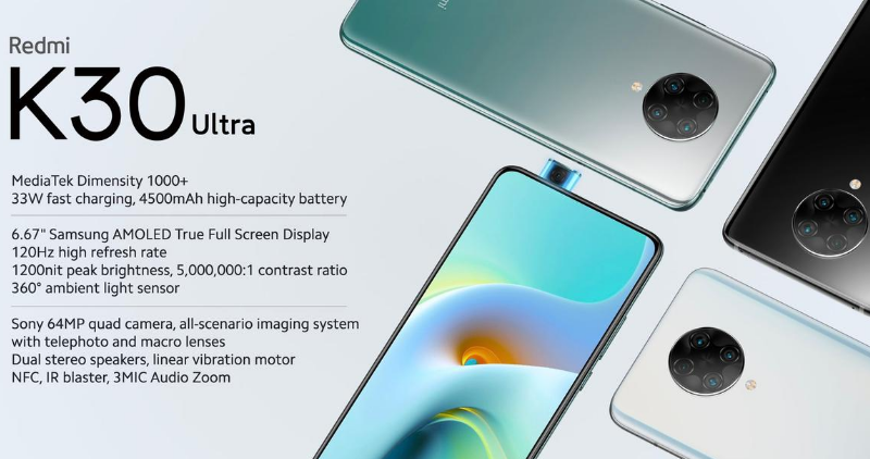 Redmi K30 Ultra - Feature Image